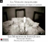 Album artwork for La Veillée imaginaire