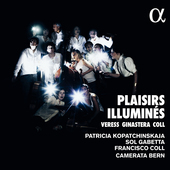 Album artwork for Plaisirs illuminés