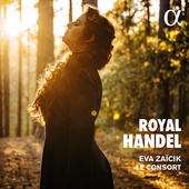 Album artwork for Royal Handel