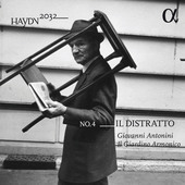 Album artwork for Haydn 2032, Vol. 4: Il distratto / Il Giardino Arm