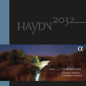 Album artwork for V8: HAYDN 2032 (LP)