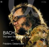 Album artwork for BACH: WELL TEMPERED CLAVIER (ORGAN)