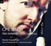 Album artwork for CPE Bach: Trio Sonatas / Kossenko