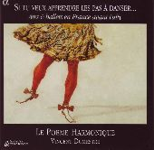 Album artwork for Airs & ballets en France avant
