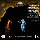 Album artwork for Campra: Tancrede / Schneebeli