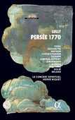 Album artwork for Lully: Persée, LWV 60 / Niquet