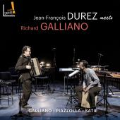 Album artwork for DUREZ MEET GALLIANO