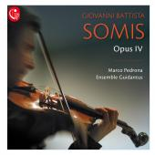 Album artwork for G.B. Somis: Opus IV / Pderona