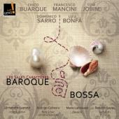 Album artwork for BAROQUE TO BOSSA
