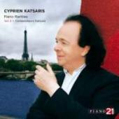Album artwork for Piano Rarities Vol. 2: Compositeurs Francais
