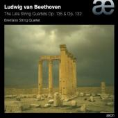 Album artwork for Beethoven: The Late String Quartets