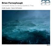Album artwork for Ferneyhough: Complete Works for String Quartet & T