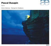 Album artwork for Dusapin: Item / Deforce, Dieltjens