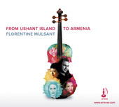 Album artwork for FROM USHANT ISLAND TO ARMENIA