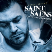 Album artwork for Camille Saint-Saëns: Complete Cello Works