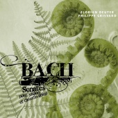 Album artwork for Bach: Sonatas for violin & harpsichord