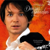 Album artwork for Granados: Danzas Espanolas