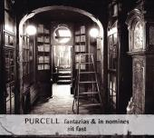 Album artwork for PURCELL. Fantazias & In Nomines. Sit Fast