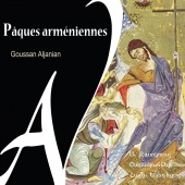 Album artwork for Paques Armeniennes. Goussan Aljanian