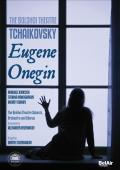 Album artwork for Tchaikovsky: Eugene Onegin (Bolshoi)