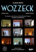 Album artwork for Berg: Wozzeck / Nigl, Byers