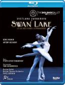 Album artwork for SWAN LAKE (BLURAY)