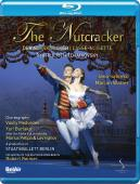 Album artwork for THE NUTCRACKER (BLURAY)
