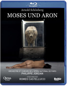 Album artwork for Schoenberg: Moses und Aron / Jordan