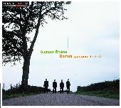 Album artwork for BARTOK - STRING QUARTETS 1,2 & 3