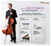 Album artwork for Saint-Saëns: Works for cello