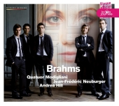 Album artwork for Johannes Brahms: Quintet For Piano & Strings