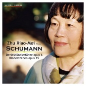 Album artwork for Schumann: Davidsbundlertanze, Kinderszenen