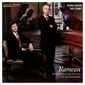 Album artwork for Rameau: Symphonies for two Harpsichords