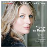Album artwork for Voyage to Russia. Le Guay