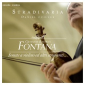 Album artwork for Fontana: Violin Sonatas / Cuiller