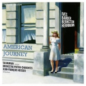 Album artwork for American Journey. Murray/Orchestre Poitou-Charente