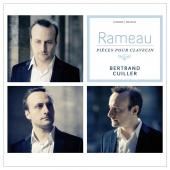 Album artwork for RAMEAU. Pieces pour clavecin Complete. Cuiller
