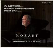 Album artwork for Mozart: Concertos 21& 24