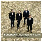 Album artwork for Schumann: String Quartets op. 41 / Modigliani Quar