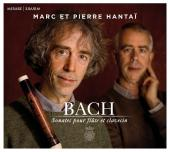 Album artwork for Bach: Sonates for Flute and Keyboard