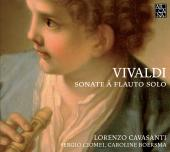 Album artwork for Vivaldi: Sonate à flauto solo