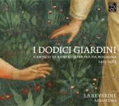 Album artwork for I Dodici Giardini - Cantico di Santa Caterina da B