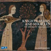 Album artwork for Knights, Maids & Miracles (5 CD set)