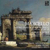 Album artwork for Marcello: Chamber Works