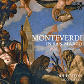 Album artwork for MONTEVERDI IN SAN MARCO