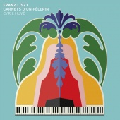 Album artwork for LISZT. Carnets d'un Pelerin. Huve