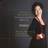 Album artwork for INTAVOLATURA DE CIMBALO