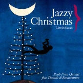 Album artwork for Jazzy Christmas. Paolo Fresu Quintet
