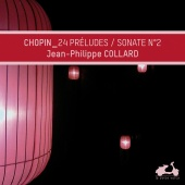 Album artwork for Chopin: 24 Preludes, Sonata 2 / Collard