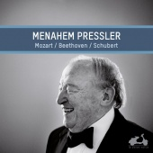 Album artwork for Menahem Pressler: Schubert/Mozart/Beethoven